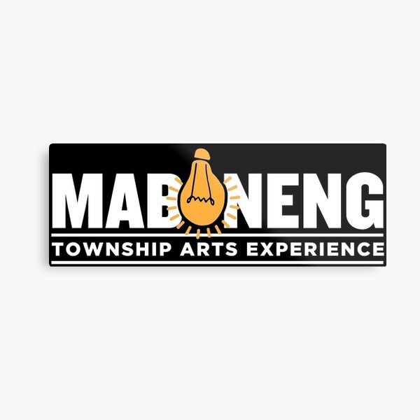 The Maboneng Township Arts Experience Metal Print