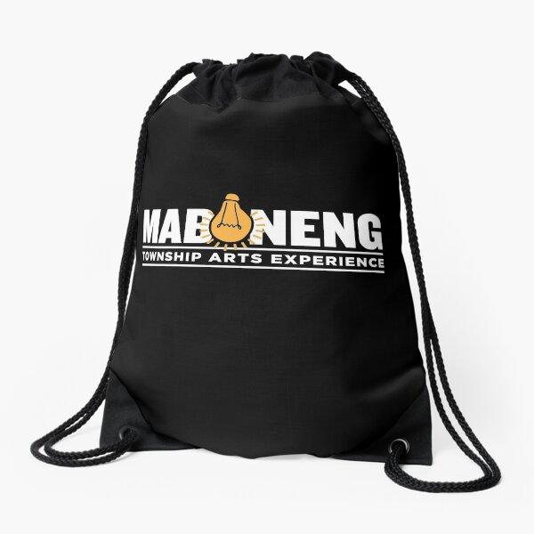 The Maboneng Township Arts Experience Drawstring Bag