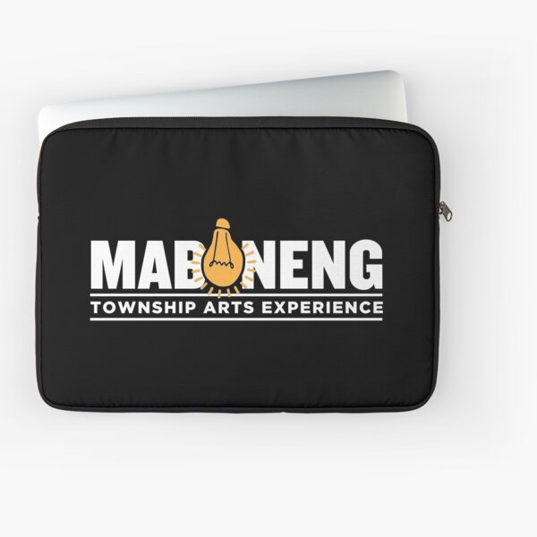 The Maboneng Township Arts Experience Laptop Sleeve