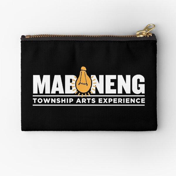 The Maboneng Township Arts Experience Zipper Pouch