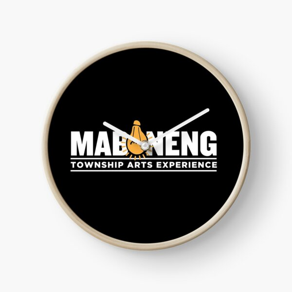 The Maboneng Township Arts Experience Clock