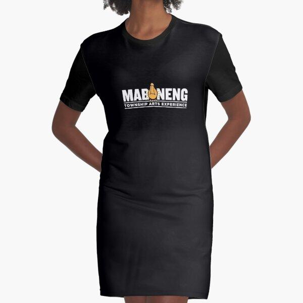 The Maboneng Township Arts Experience Graphic T-Shirt Dress