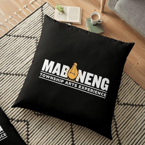 The Maboneng Township Arts Experience Floor Pillow