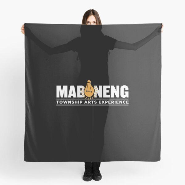 The Maboneng Township Arts Experience Scarf