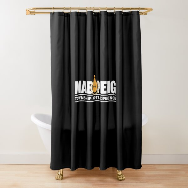 The Maboneng Township Arts Experience Shower Curtain
