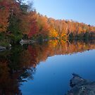 Morning at Putnam Pond by Murph2010