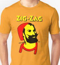 ZIG-ZAG PAPER Unisex T-Shirt