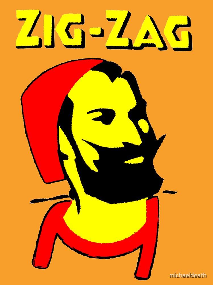 ZIG-ZAG PAPER | Unisex T-Shirt