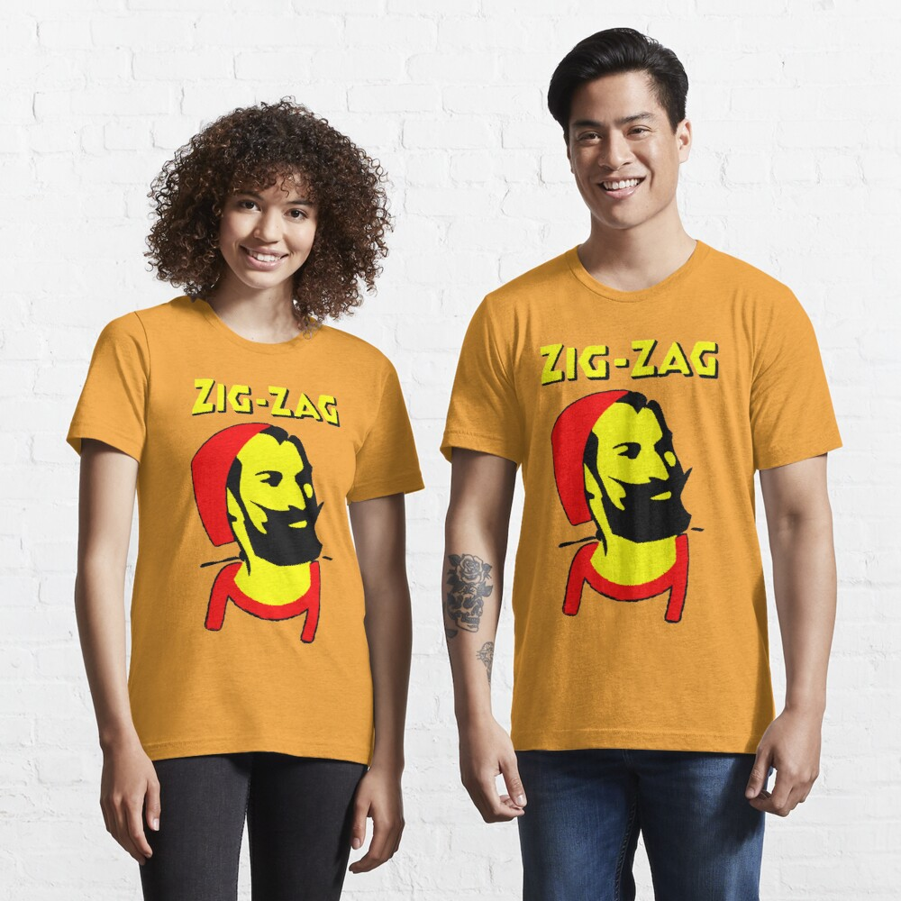 ZIG-ZAG PAPER Essential T-Shirt