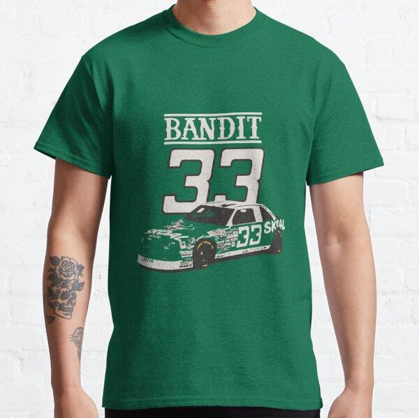 1993 Harry Gant #33 Chevy Lumina Bandit Race Car Classic T-Shirt