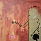 Monster Heart by Jarrad .