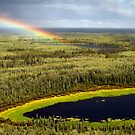 Gold at the End of the Rainbow by May-Le Ng