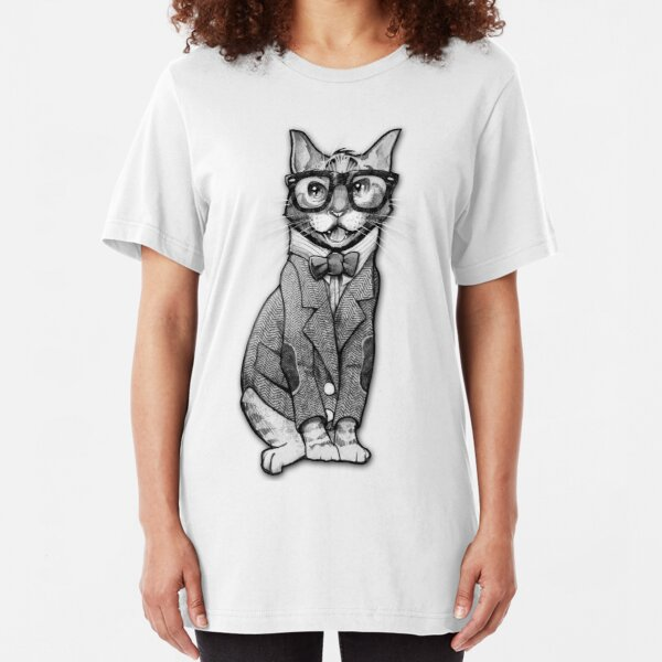 Catt Smith Slim Fit T-Shirt
