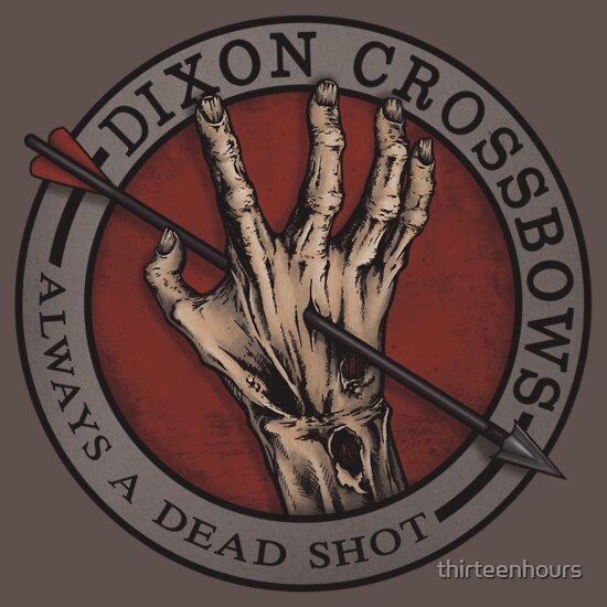 TShirtGifter presents: Dixon Crossbows