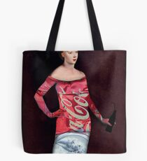Ready for a softdrink Tote Bag