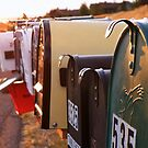 Mailboxes by kayzsqrlz