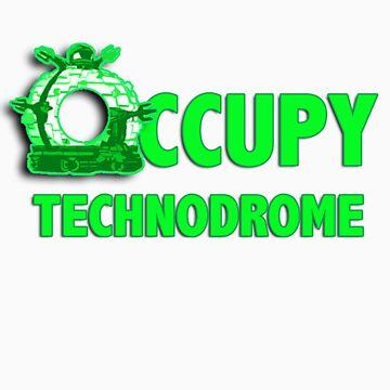 Occupy Technodrome by DJSev