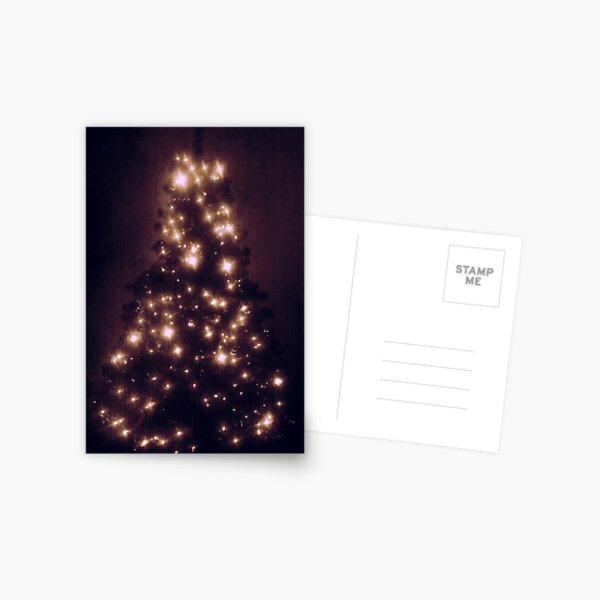 Almost Christmas Postcard