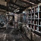 The Paint Room by Reg  Lyons
