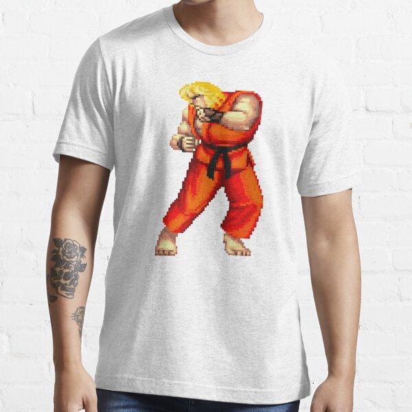 Street Fighter - Ken Essential T-Shirt