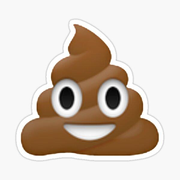 tas de poo emoji Sticker
