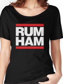 Rum Ham - Always Sunny in Philadelphia Women's Relaxed Fit T-Shirt