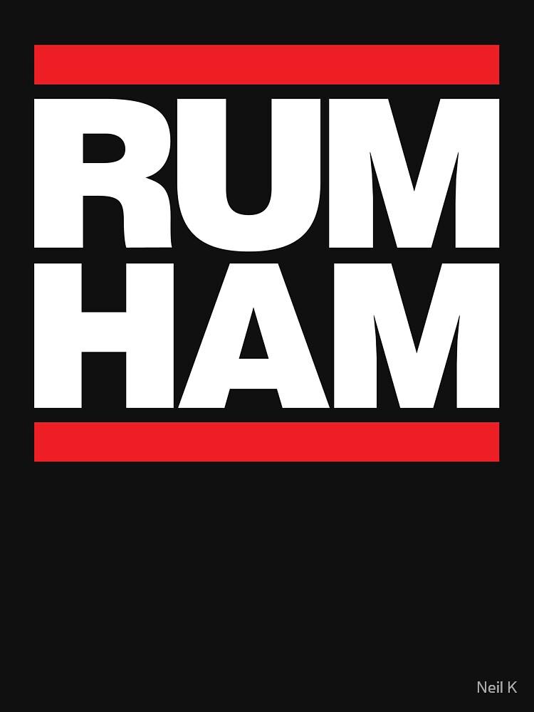 Rum Ham - Always Sunny in Philadelphia | Unisex T-Shirt