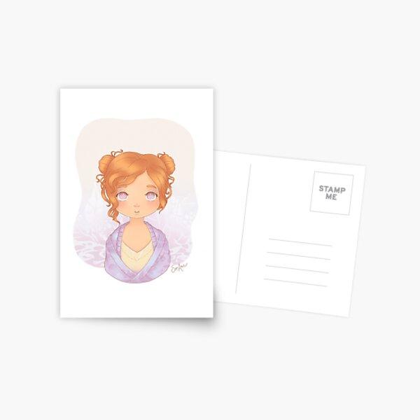 Poppie Chichi Postcard