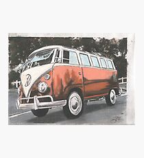Blunder Bus Photographic Print