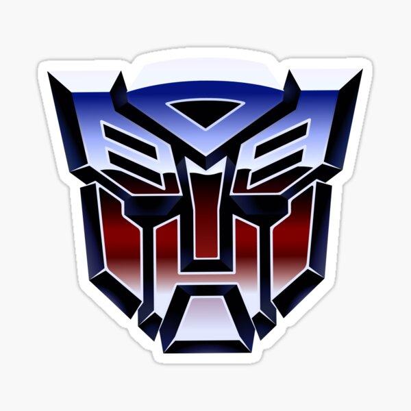 Autobots logo Sticker