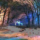 Dark Rider by Shoshonan