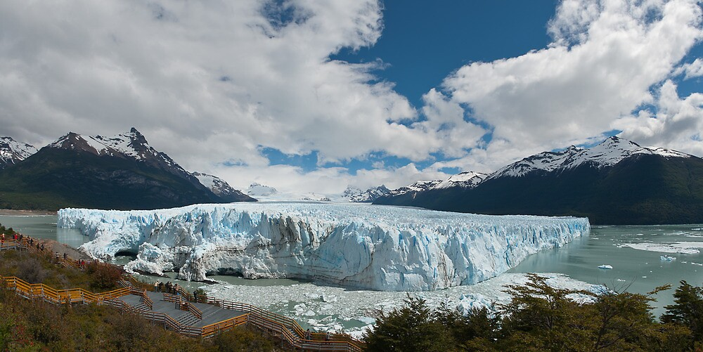 Perito Moreno Glacier by Craig Goldsmith