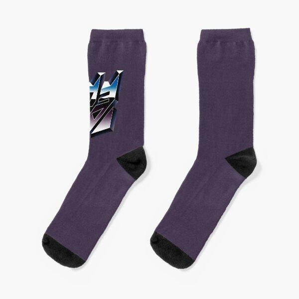 Decepticon logo Socks