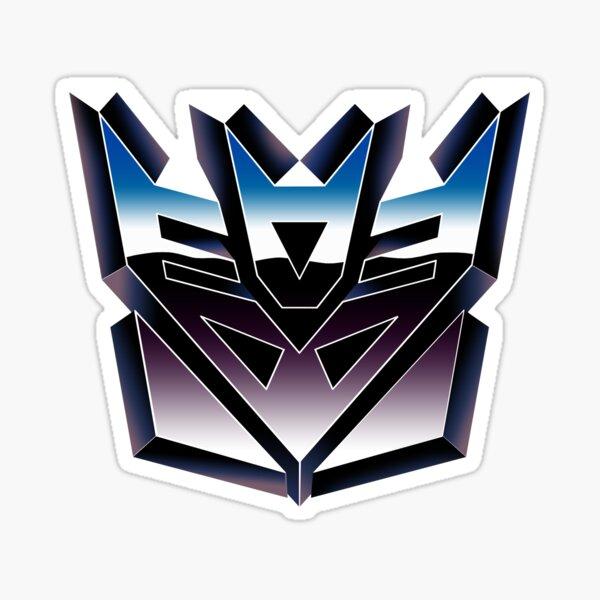 Decepticon logo Sticker