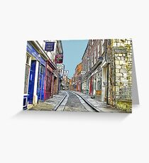 The Shambles - York Greeting Card