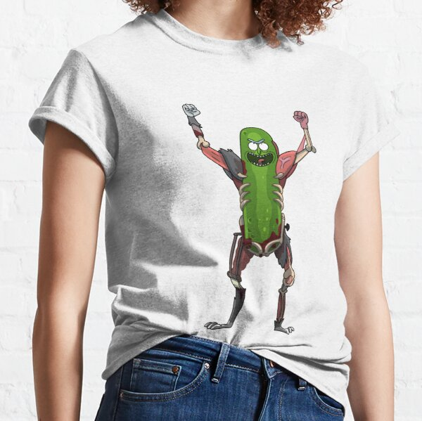Pickle Rick! Classic T-Shirt