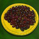 Some crammed cranberries by bernzweig