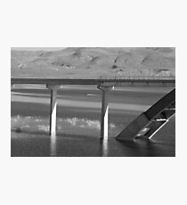 motoring along Photographic Print
