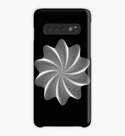 Polar Flower V Case/Skin for Samsung Galaxy