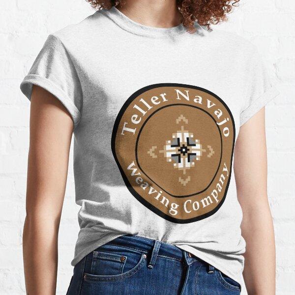 Teller Navajo Weaving Company Logo Classic T-Shirt