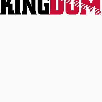 The KingDom PinStripes by KingDomDesigns