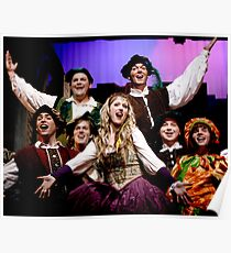 Once Upon a Mattress-4 Poster
