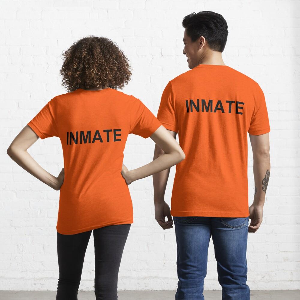 Inmate (Prison Shirt) Essential T-Shirt
