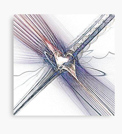 Dynamo Canvas Print
