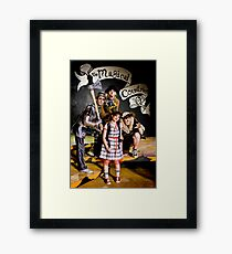 Wizard of Oz-17 Framed Print