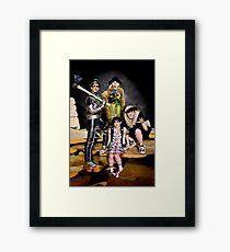 Wizard of Oz-18 Framed Print