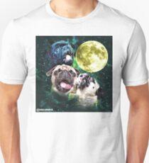 Howling Pug T-Shirt