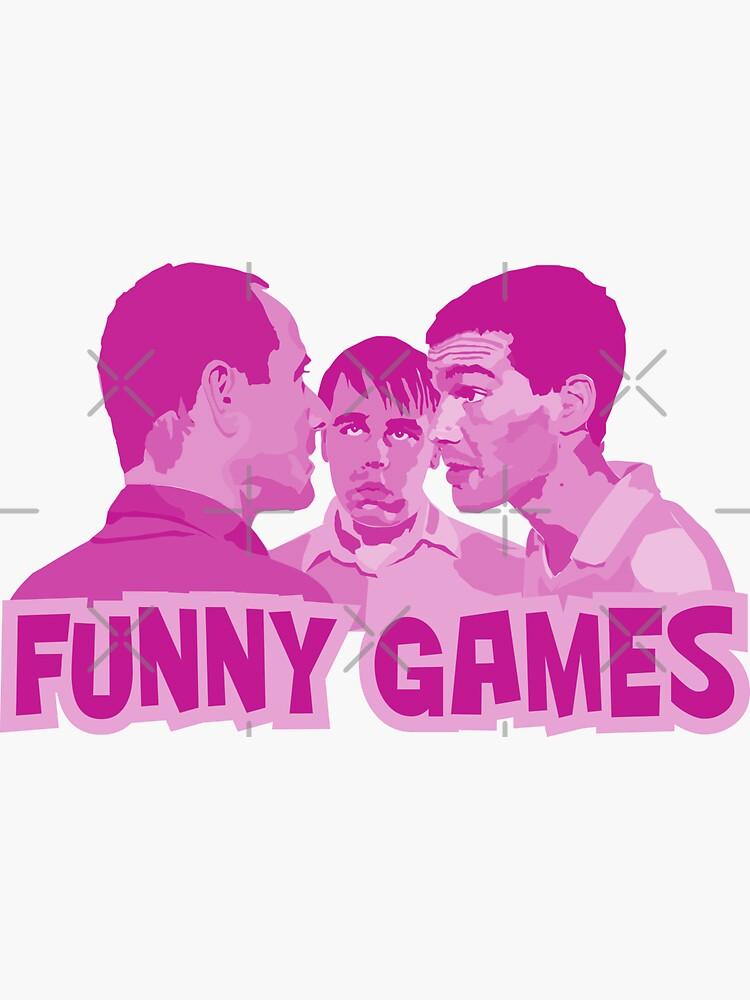 funny games  by mayerarts