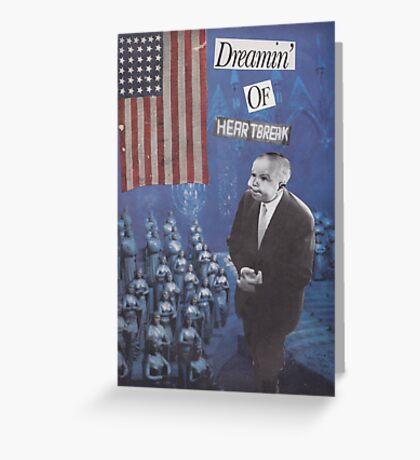 Amerika F#%K Yeah! Greeting Card