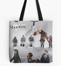 Irresistible Shooting  Tote Bag